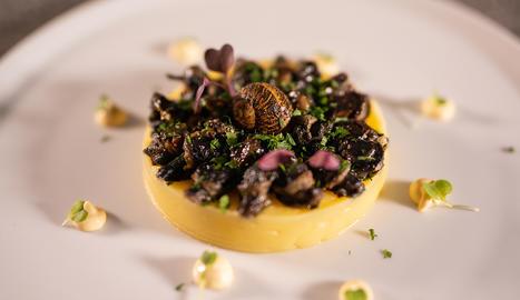 Els caragols, un dels ingredients estrella de la nostra cuina.