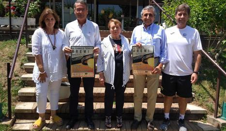 El CT Lleida acull el IV Torneig Aremi