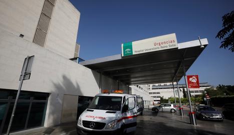L'Hospital Reina Sofía de Còrdova.