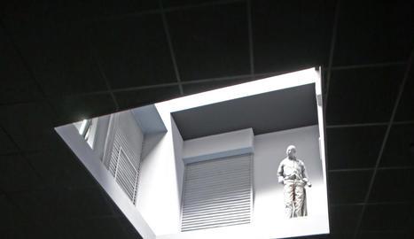 anselm kiefer. El Kiefer Pavilion, concebut per guardar tres grans obres de l'artista, ha estat l'embrió de Planta.