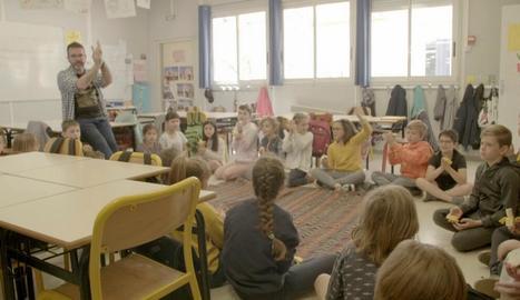 L'escola La Bressola intenta mantenir el català a la Catalunya Nord.