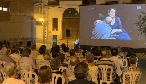 Retransmissió operística divendres a la nit a les Borges.