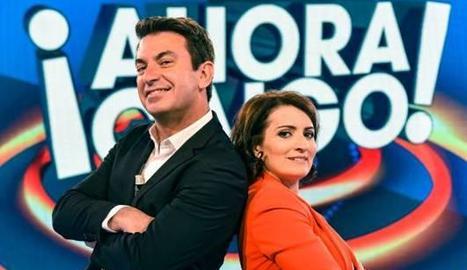Sílvia Abril substitueix Arturo Valls