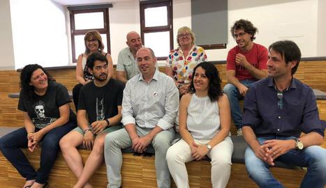 Balaguer presenta el nou cartipàs municipal
