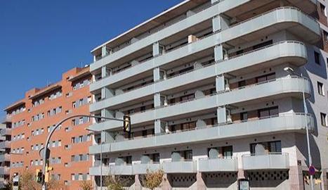 Pisos del Sareb a la venta a la ciutat de Lleida.