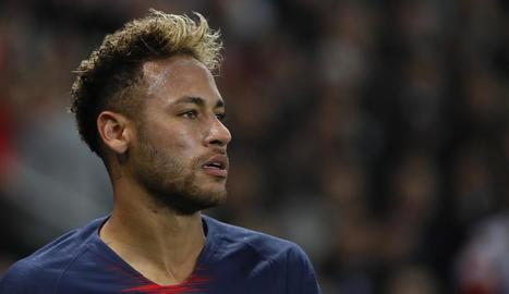 Neymar espera deixar aquest estiu el PSG i jugar al Barça.