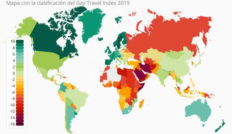 Les destinacions turístiques més segures (i insegures) per als homosexuals