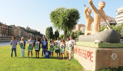 Presentació de la 35 edició de la Transsegre de Balaguer, que se celebrarà del 12 al 14 de juliol.