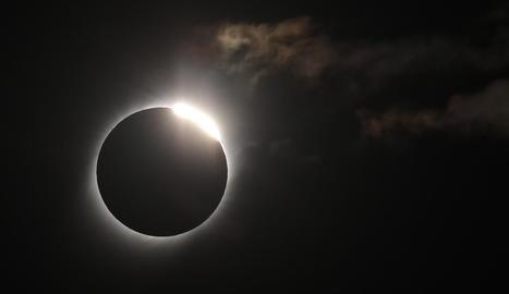 Eclipsi de sol.