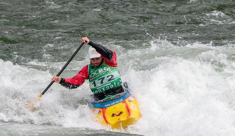 Adrià Bosch va estar a prop de penjar-se el bronze al campionat mundial de Sort.