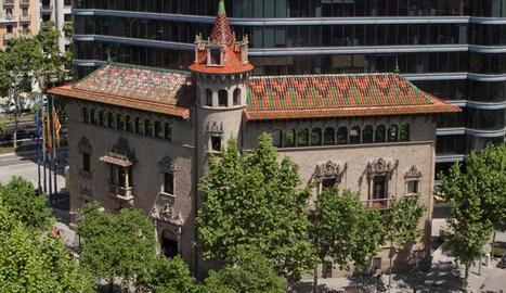 Seu de la diputació de Barcelona