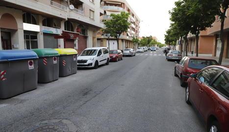 L'accident mortal va tenir lloc dijous a la nit a l'avinguda Pla d'Urgell de la Bordeta.
