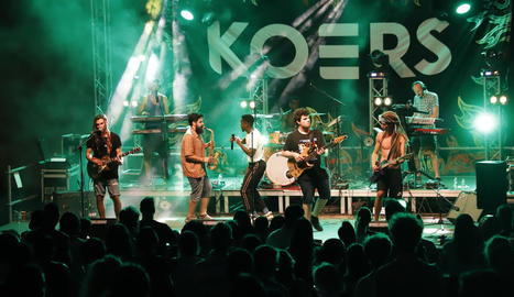 El Seu Vella Music Festival comença al ritme del reggae de Koers