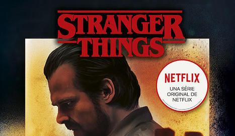 'Stranger Things', de Netflix a la literatura