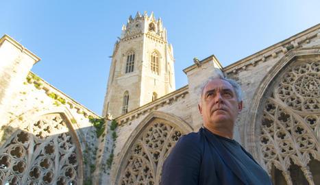 """Ferran Adrià: """"La nostra gran aportació al sector gastronòmic és haver fet pensar els cuiners"""""""