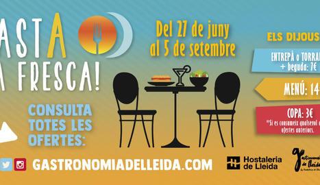 Torna el Tasta la Fresca a Lleida!