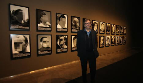 L'any passat, Benet va exhibir les fotos de 'Presos polítics'.