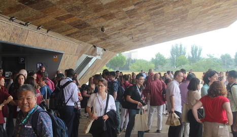 Prop de 800 professionals de la genètica animal de 61 països es reuneixen fins divendres a Lleida.