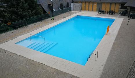 La piscina municipal de Gausac obrirà avui.