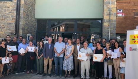 La Generalitat certifica Pirineus-Noguera Pallaresa com a Destinació de Natura i Muntanya en Família