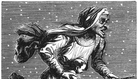 estigma. L'acusació de bruixeria era una excusa per gestionar les tensions socials a través de bocs expiatoris.