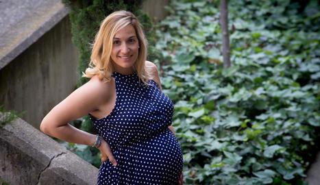 """Laia Rogel: """"Cal treballar perquè les dones arribem a tots els àmbits de la societat"""""""