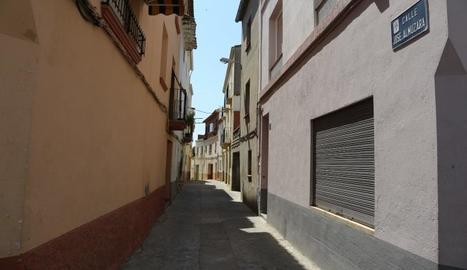 Imatge d'arxiu del carrer José Almuzara.