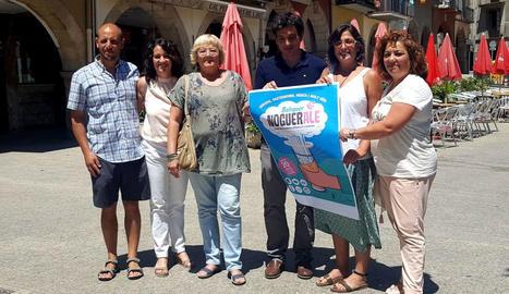 Balaguer reuneix dissabte sis productors de cervesa artesana