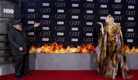 'Joc de trons', a conquerir els Emmy
