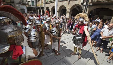 Guissona es torna romana