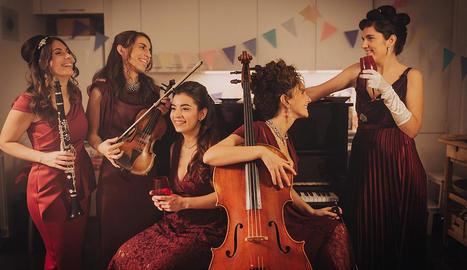 'Tastasons', amb folk-pop