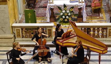 Passió per la música antiga