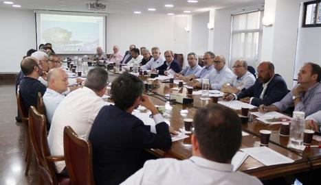 Pimec, la Cambra de Comerç i Hostaleria van presentar quatre al·legacions conjuntes contra el pla.