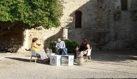 'Ara Lleida Tour', a les Garrigues