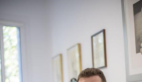 """Cristian Balcells: """"Entre Lleida i Bielorússia existeixen moltes semblances"""""""