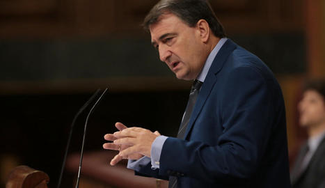 El PNB s'abstindrà a la investidura i retreu a Sánchez que