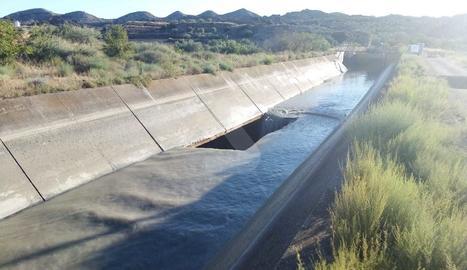 Imatge de l'esfondrament