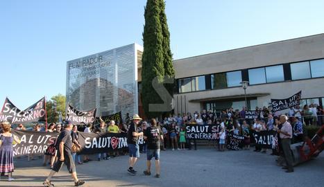 © Protestes per la Nova Tracjusa