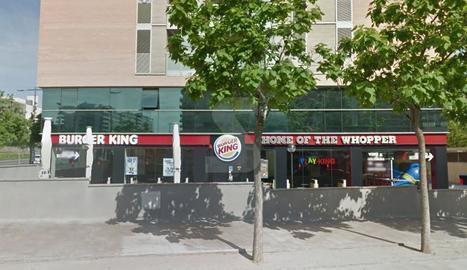 Inspecció de treball obliga Burger King a respectar el dret de la imatge dels seus treballadors