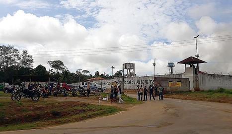 Almenys 57 morts arran d'una baralla de bandes en una presó del Brasil