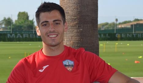 Nacho Torre, en una imatge recent