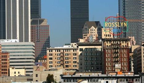 Los Angeles des de les teulades
