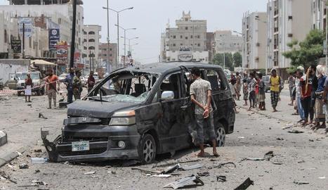 Almenys 49 morts en dos atacs al Iemen