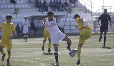 El Borges va perdre la categoria la temporada passada.