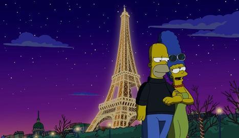 Uns Simpson inèdits