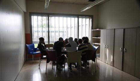 Imatge d'arxiu del centre de Menes d'Almacelles.