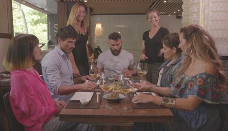 Marc Ribas busca el millor restaurant regentat per famosos.