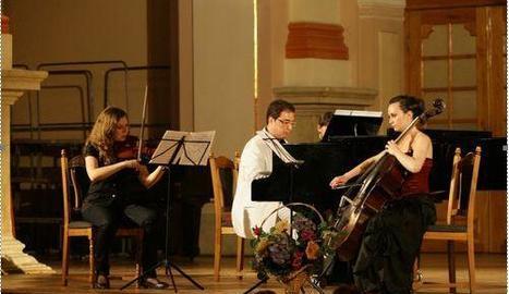 El trio Constanza interpretarà Vivaldi, entre altres compositors.