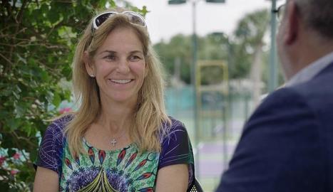 L'extenista Arantxa Sánchez Vicario conversarà amb Lluís Canut.