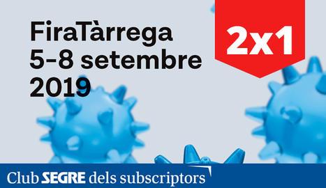 Arriba una nova edició de la Fira de teatre al carrer a Tàrrega, del 5 al 8 de setembre.
